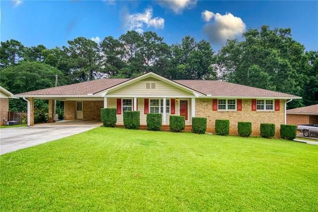1266 Scenic Way SW, Lilburn, GA 30047 (MLS #6918030) :: AlpharettaZen Expert Home Advisors