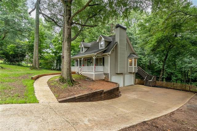 4340 Hickory Point Drive, Canton, GA 30115 (MLS #6918042) :: Path & Post Real Estate