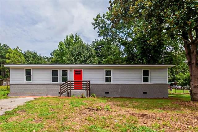 78 Morris Road, Newnan, GA 30263 (MLS #6918052) :: North Atlanta Home Team