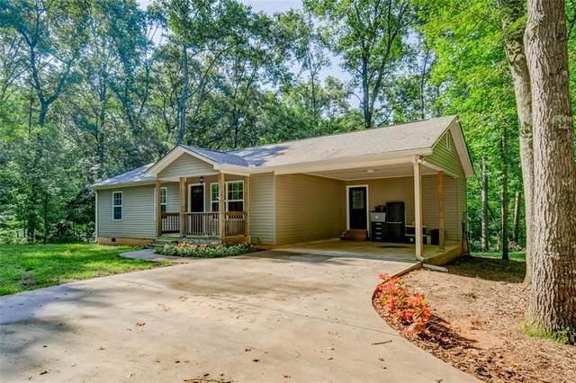 3061 Castleberry Bridge Road, Dawsonville, GA 30534 (MLS #6918065) :: Path & Post Real Estate