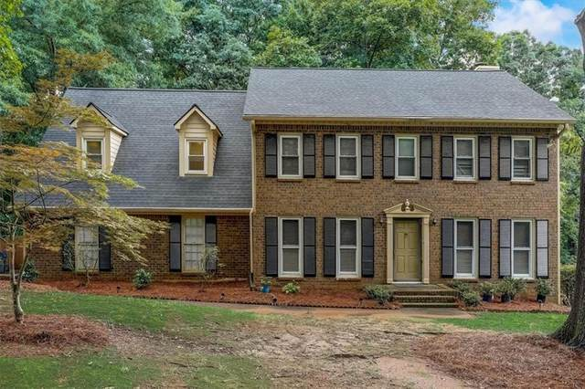 1901 Geyser Trace, Lawrenceville, GA 30044 (MLS #6918069) :: Charlie Ballard Real Estate