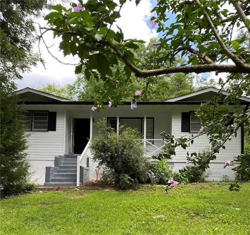 4684 Clemmons Drive, Ellenwood, GA 30294 (MLS #6918071) :: The Gurley Team