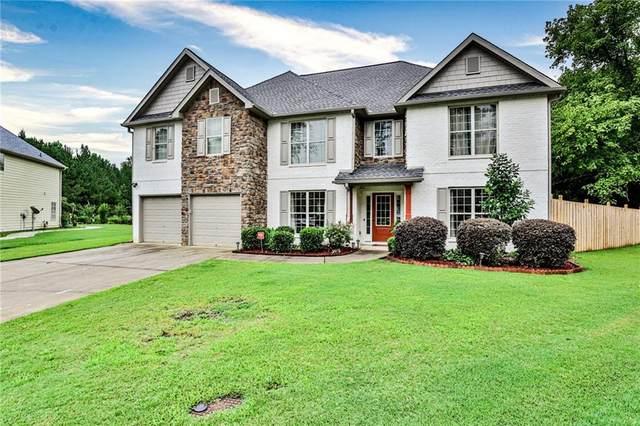 2601 Brittany Park Lane, Ellenwood, GA 30294 (MLS #6918075) :: North Atlanta Home Team