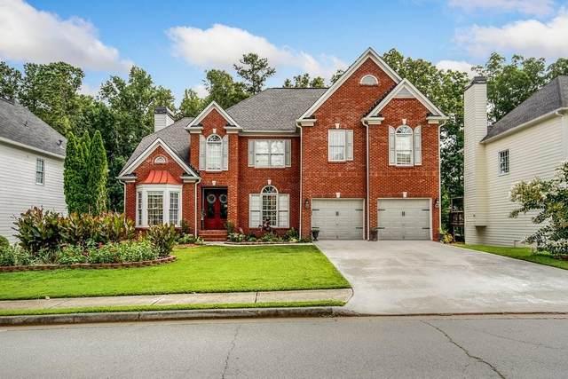 7222 Lake Xing, Stone Mountain, GA 30087 (MLS #6918089) :: North Atlanta Home Team