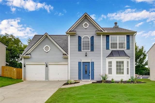 871 Springchase Drive, Austell, GA 30168 (MLS #6918091) :: North Atlanta Home Team