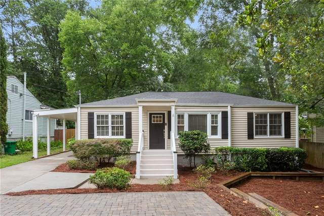 1081 Janes Lane NE, Atlanta, GA 30324 (MLS #6918093) :: North Atlanta Home Team