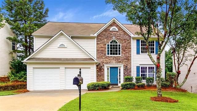 460 Ethridge Drive NW, Kennesaw, GA 30144 (MLS #6918129) :: North Atlanta Home Team