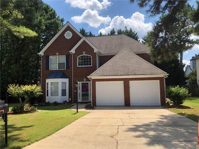 1370 Pinebreeze Court, Marietta, GA 30062 (MLS #6918170) :: Path & Post Real Estate