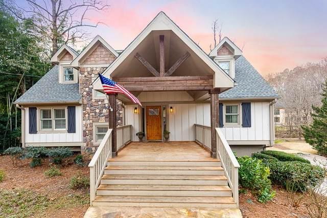 540 Chateaugay Lane NE, Atlanta, GA 30342 (MLS #6918176) :: RE/MAX Paramount Properties