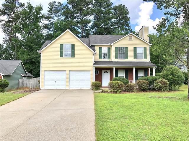 4951 Lake Park Lane, Acworth, GA 30101 (MLS #6918180) :: Path & Post Real Estate