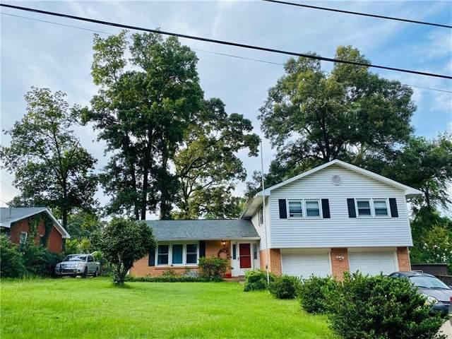 209 Arrowhead Trail, Warner Robins, GA 31088 (MLS #6918186) :: Charlie Ballard Real Estate
