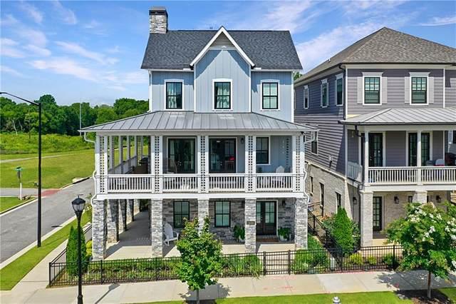 1444 Fairmont Avenue NW, Atlanta, GA 30318 (MLS #6918190) :: North Atlanta Home Team