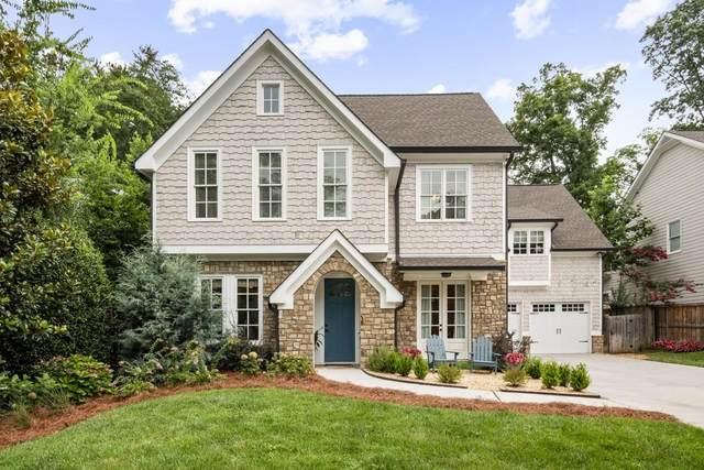 2376 Ewing Drive NE, Brookhaven, GA 30319 (MLS #6918191) :: Charlie Ballard Real Estate