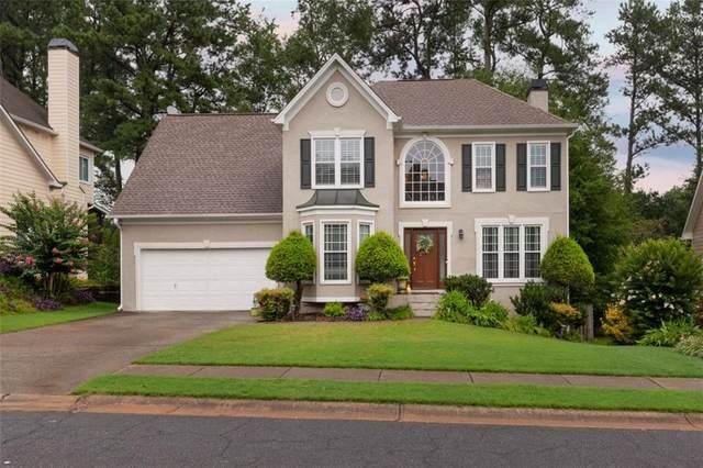 438 Laurian Way NW, Kennesaw, GA 30144 (MLS #6918192) :: North Atlanta Home Team