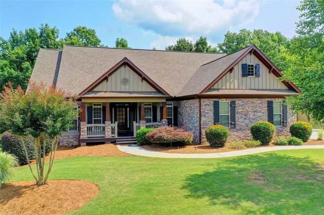 5852 Cliff Valley Way, Flowery Branch, GA 30542 (MLS #6918194) :: North Atlanta Home Team