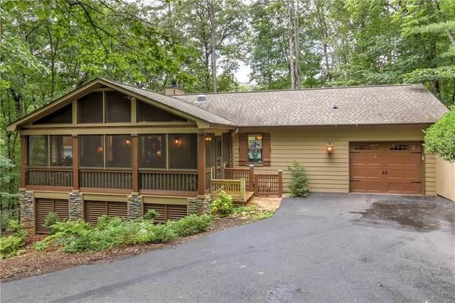 920 Wedgewood Drive, Big Canoe, GA 30143 (MLS #6918200) :: Maria Sims Group