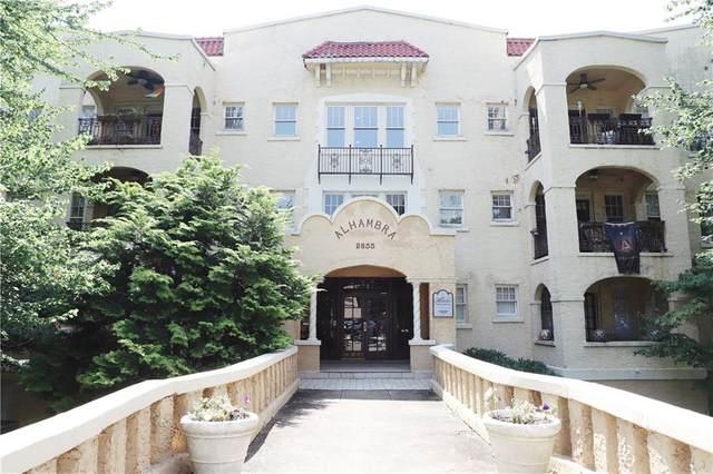 2855 Peachtree Road NE #308, Atlanta, GA 30305 (MLS #6918203) :: Dillard and Company Realty Group