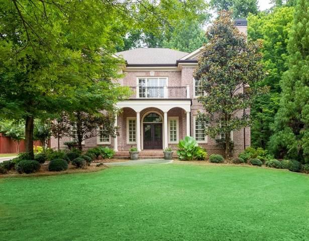3875 Stratford Walk Circle NE, Atlanta, GA 30342 (MLS #6918207) :: RE/MAX Paramount Properties