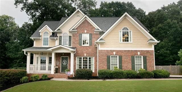 4958 Shallow Creek Trail NW, Kennesaw, GA 30144 (MLS #6918212) :: North Atlanta Home Team