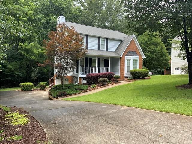 254 Martin Ridge Drive SW, Marietta, GA 30064 (MLS #6918216) :: North Atlanta Home Team
