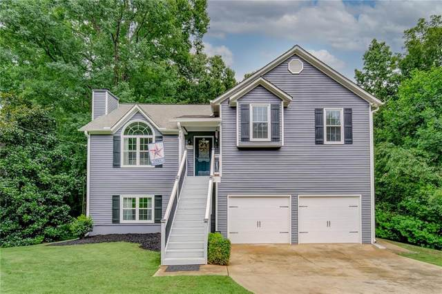 6101 Longwood Chase, Canton, GA 30115 (MLS #6918223) :: Scott Fine Homes at Keller Williams First Atlanta