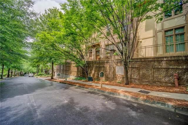 1862 Gordon Manor NE #901, Atlanta, GA 30307 (MLS #6918225) :: North Atlanta Home Team