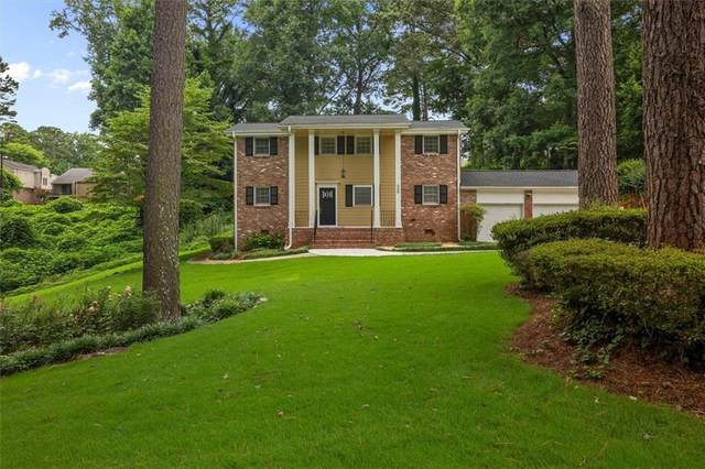 3150 Nottaway Court, Chamblee, GA 30341 (MLS #6918229) :: Scott Fine Homes at Keller Williams First Atlanta