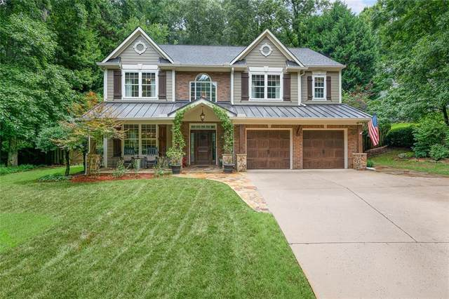 145 Sable Pointe Drive, Milton, GA 30004 (MLS #6918241) :: North Atlanta Home Team