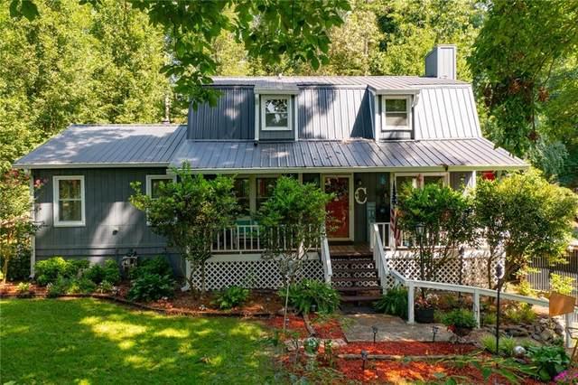 721 Johnson Road SE, Adairsville, GA 30103 (MLS #6918246) :: Path & Post Real Estate