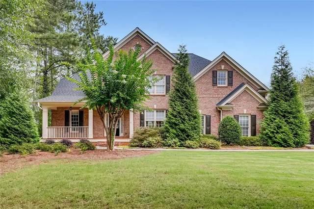 1228 Cobblemill Cove, Kennesaw, GA 30152 (MLS #6918248) :: Path & Post Real Estate