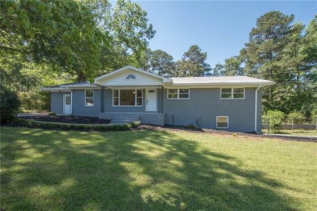 148 Leigh Avenue, Newnan, GA 30263 (MLS #6918255) :: Charlie Ballard Real Estate