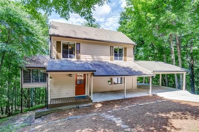294 Cutthroat Ridge, Jasper, GA 30143 (MLS #6918256) :: Rock River Realty