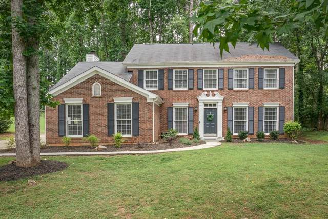 1740 N Milford Creek Lane, Marietta, GA 30008 (MLS #6918272) :: Maximum One Partners