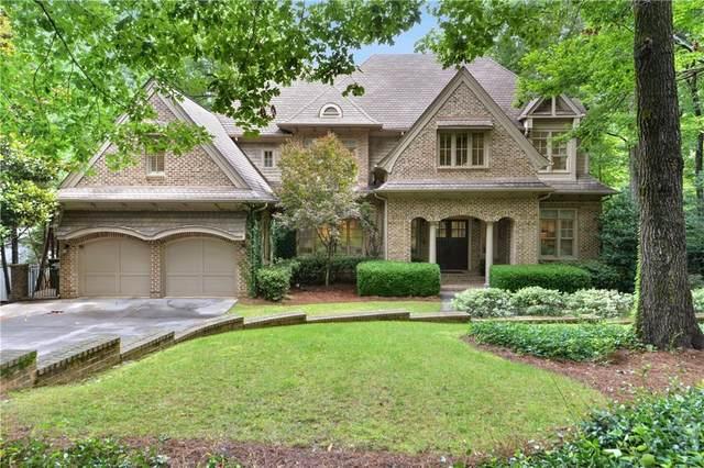 2960 Castlewood Drive NW, Atlanta, GA 30327 (MLS #6918279) :: Todd Lemoine Team