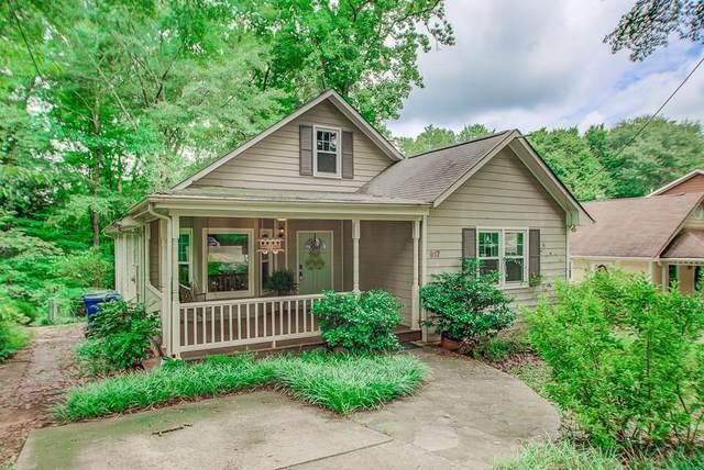 917 Walker Avenue SE, Atlanta, GA 30316 (MLS #6918302) :: North Atlanta Home Team