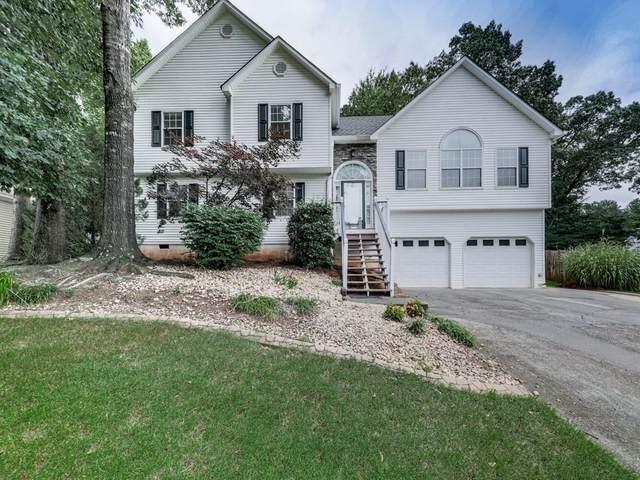 538 Matthew Drive, Canton, GA 30115 (MLS #6918319) :: North Atlanta Home Team