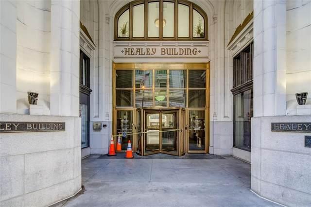 57 Forsyth Street NW 5H, Atlanta, GA 30303 (MLS #6918327) :: The Hinsons - Mike Hinson & Harriet Hinson