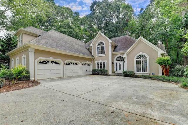 1705 Laurel Creek Drive, Lawrenceville, GA 30043 (MLS #6918339) :: The Gurley Team