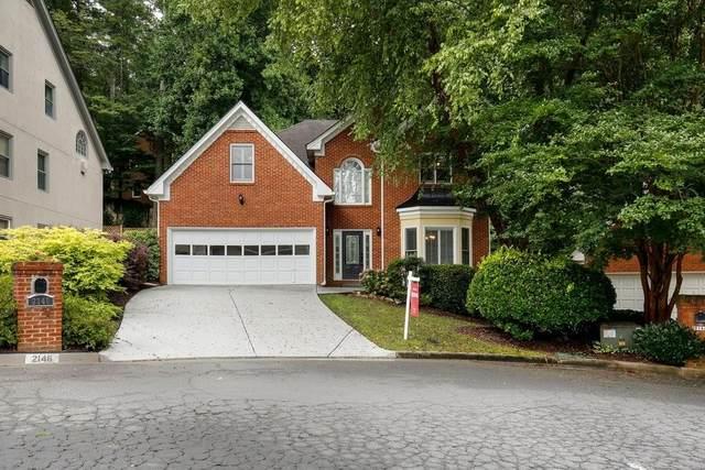 2146 Briarlake Trace NE, Atlanta, GA 30345 (MLS #6918344) :: Charlie Ballard Real Estate