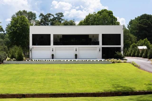 3713 Cochise Drive SE, Atlanta, GA 30339 (MLS #6918360) :: AlpharettaZen Expert Home Advisors