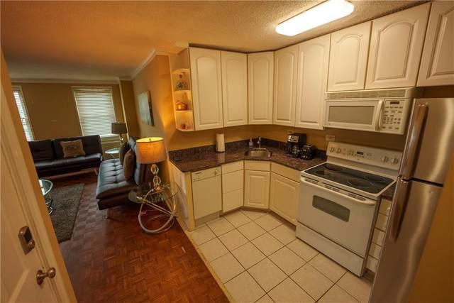 300 Peachtree Street NE 23C, Atlanta, GA 30308 (MLS #6918370) :: Path & Post Real Estate