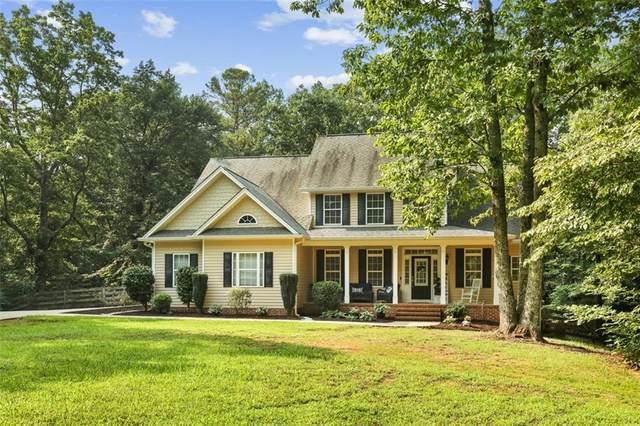 245 Elliots Lane, Dahlonega, GA 30533 (MLS #6918374) :: Path & Post Real Estate