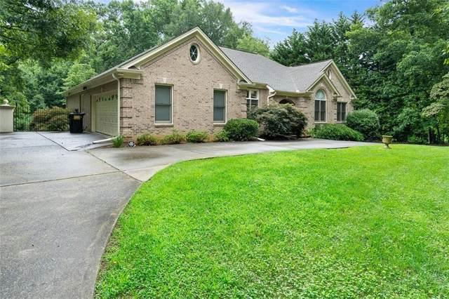 4900 Giles Road NW, Acworth, GA 30101 (MLS #6918390) :: AlpharettaZen Expert Home Advisors
