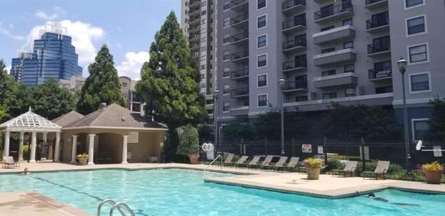795 Hammond Dr #1704, Atlanta, GA 30328 (MLS #6918407) :: RE/MAX Prestige