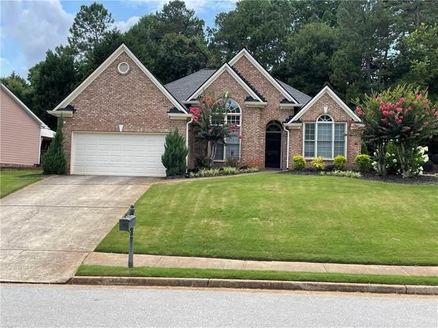1035 Fairview Club Circle, Dacula, GA 30019 (MLS #6918410) :: North Atlanta Home Team