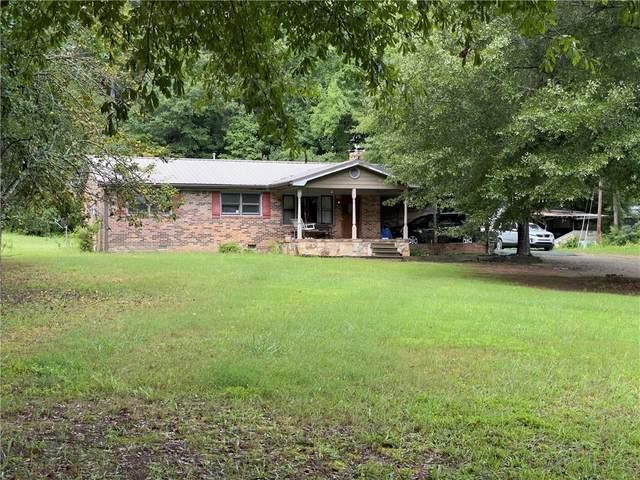 241 Mitchell Road NW, Monroe, GA 30656 (MLS #6918424) :: North Atlanta Home Team