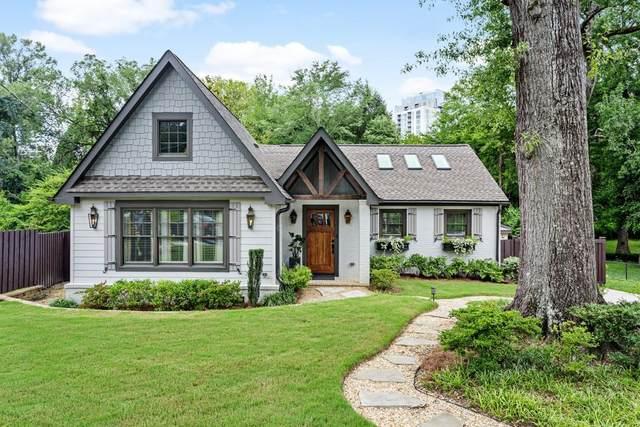 2067 Fairhaven Circle NE, Atlanta, GA 30305 (MLS #6918432) :: RE/MAX Prestige