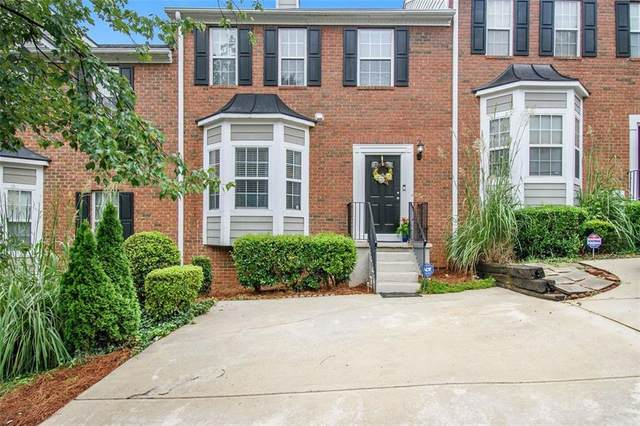 4105 Spring Cove Drive, Duluth, GA 30097 (MLS #6918439) :: North Atlanta Home Team