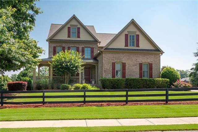 2970 Fallwood Drive NW, Marietta, GA 30064 (MLS #6918448) :: Path & Post Real Estate