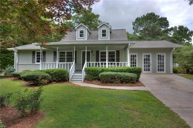 74 Donbie Drive, Dallas, GA 30157 (MLS #6918451) :: North Atlanta Home Team